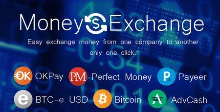 اسکریپت راه اندازی صرافی آنلاین Money Exchange v1.1