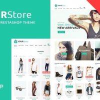 دانلود رایگان قالب فروشگاهی پرستا شاپ YourStore v1.0.4