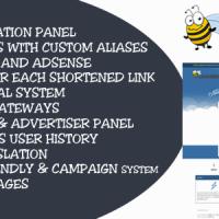 دانلود اسکریپت کوتاه کننده لینک و کسب درآمد LinkGen v1.1