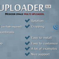 اسکریپت آپلود عکس چندگانه OrakUploader