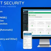 دانلود اسکریپت تامین امنیت وب سایت، آنتی ویروس و فایروال Project SECURITY v15