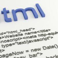 ساختار استاندارد کدها در قالب html