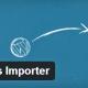 دسته بندی و درون ریزی با افزونه WordPress Importer