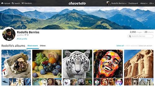 دانلود اسکریپت آپلود و اشتراک گذاری عکس Chevereto v3.7.1