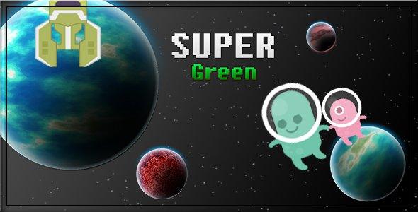 دانلود اسکریپت بازی آنلاین سبز فوق العاده Super Green