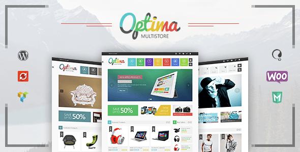 دانلود قالب فروشگاهی برای ووکامرس VG Optima v1.5