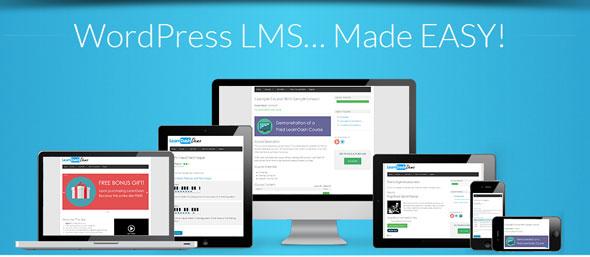 قالب و افزونه راه اندازی آموزشگاه آنلاین با وردپرس LearnDASH v2.2.0
