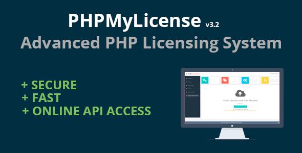 دانلود اسکریپت لایسنس ساز برای زبان پی اچ پی PHPMyLicense v3.2.5