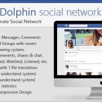 دانلود اسکریپت جامعه مجازی phpDolphin v2.1.6