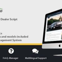 دانلود اسکریپت خرید و فروش خودرو Car Dealer Pro v2.0.5