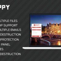 دانلود اسکریپت اشتراک گذاری فایل Droppy v1.3.4
