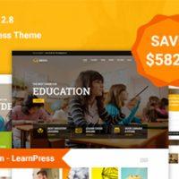 دانلود قالب آموزشی EDUCATION WP برای وردپرس