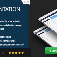 اسکریپت ساخت مستندات Documentation Builder