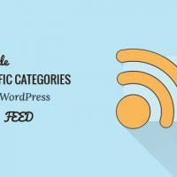 مخفی کردن مطالب دسته وردپرس از خوراک فید و بایگانی سایت