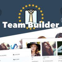 افزونه ایجاد بخش اعضای تیم Team Builder وردپرس نسخه 1.5.5