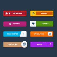 افزونه طراحی دکمه های زیبا در وردپرس