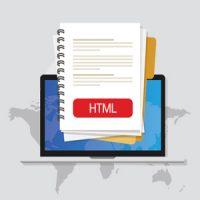 چگونه فایل HTML را بدون خطای ۴۰۴ در وردپرس بارگذاری کنیم؟