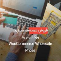 تعیین قیمت ویژه برای فروش عمده محصول در ووکامرس با WooCommerce Wholesale Prices